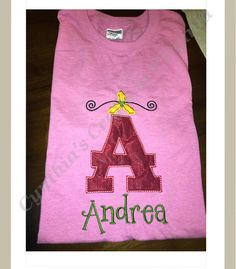 Christmas Appliqué letter with name #embroidery #cuteembroidery #christmas #applique #apparel #personalizedapparel #embroidered #custommade #cute #christmasoutfit #personalizedtshirt #christmasshirt #navidad #ropadenavidad #santaclaus #papanoel #initial #monogram #monogramapplique #cynthiascraftsinvirginia #onsale #takingorders #facebook #likes