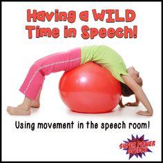 Having a WILD Time in Speech!