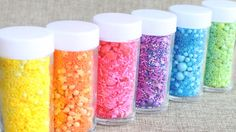 Make Your Own Custom Sprinkle Medley & Save Money For Your Next Cake or ...