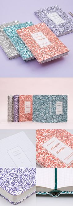 The Arpress Monthly Journal is the journal you've been waiting for! It has a perfect size and wonderful layout to help you organize your schedule and write your journal. The cover has beautiful floral patterns and is available in many different colors.