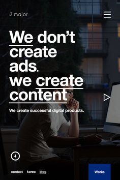 dmajor company website
