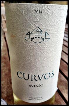 El Alma del Vino.: Quinta de Curvos Sociedade Agrícola Curvos Avesso 2014.
