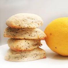 Zitronen-Mohn-Teegebäck