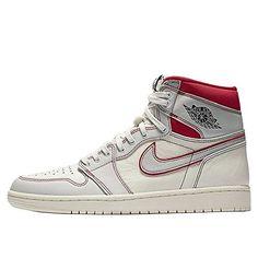 AIR Jordan 1 Retro HIGH OG SAIL/Off-White-Phantom Size 14 Jordan 1 Retro High, Nike Air Jordan Retro, Nike Air Force, Off White, Size 14, Air Jordans, Shoes Sneakers, Stuff To Buy, Men