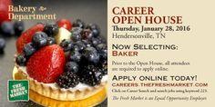 Baker Jobs in Hendersonville TN