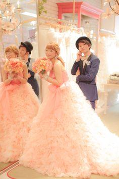 Leaf for Brides Color Dress(カラードレス):04-5917