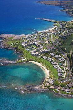 The Ritz-Carlton, Maui, Hawaii Where I would love to stay next vacation #TreasuredTravel