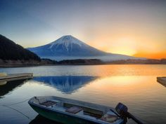 Lake Tanuki and Mount Fuji Fujinomiya, Shizuoka Prefecture . Go To Japan, Turning Japanese, Shizuoka, Mount Fuji, Travel Information, Japan Travel, Mount Rainier, Trip Advisor, Beautiful Places