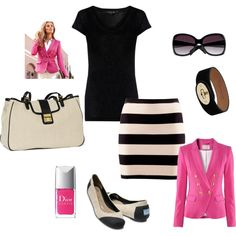 cute spring work outfit
