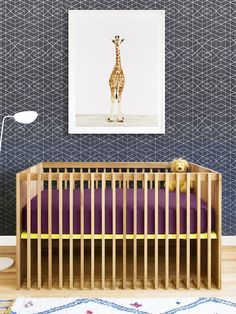 Forget Pink and Blue—Gender-Neutral Is New Nursery Trend Fox Nursery, Nursery Twins, Elephant Nursery, Nursery Neutral, Neutral Nurseries, Nursery Ideas, Home Decoracion, Creative Decor, Kids Decor