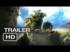The Croods TRAILER (2012) - Ryan Reynolds, Emma Stone Movie HD