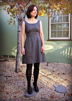 dahlia dress colette - Google Search