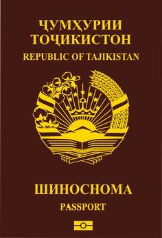 ARLOOPA's magic also catch the passport of Tajikistan < ° 17 us https://de.pinterest.com/arloopa/live-passport-covers/