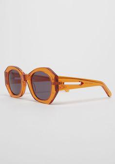 karen walker patsy sunglasses... la garçonne