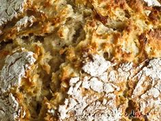 Recette du Pain Irlandais Ou comment faire un pain rapidement. Cette recette de pain rapide permet de ne pas attendre de levée. Je suis...