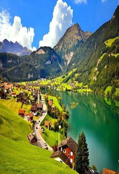 Grindelwald, Switzerland - 17 Unique Places Around the World Places Around The World, The Places Youll Go, Travel Around The World, Places To See, Around The Worlds, Wonderful Places, Beautiful Places, Beautiful Pictures, Amazing Photos
