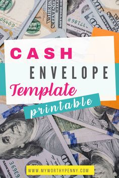 If you are on the market for a new cash envelope, here are 21 of the best cash envelope template that you can use for your cash envelop budgeting. Budgeting System, Budgeting Finances, Budgeting Tips, Envelope Template Printable, Monthly Budget Template, Envelope Budget System, Cash Envelope System, Budget Envelopes, Cash Envelopes