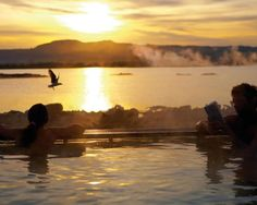 Unwind. Discover inner peace...New Zealand Hot Springs