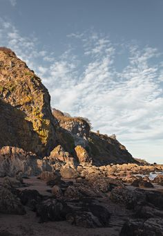 Scart Craig, seastacks, Rosemarkie, Scotland #landscape #photography