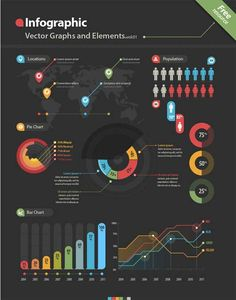 Infographic Vector Kit