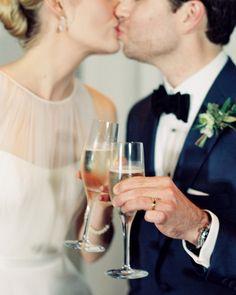 Elegant Indoor Wedding in Birmingham | Real Weddings | Oncewed.com