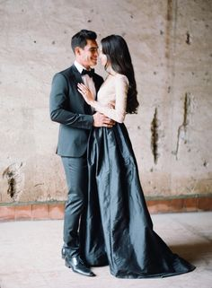 Could this be any dreamier: http://www.stylemepretty.com/2015/06/17/glamorous-engagement-inspiration-in-mexico/ | Photography: Jose Villa - http://josevilla.com/