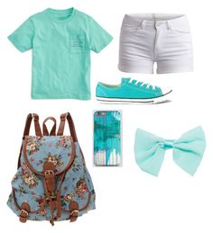 """School tomorrow"" by gretchenlover ❤ liked on Polyvore"