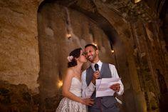 Rustic Destination Wedding In Guatemala by Davina + Daniel | Bride wears #Amsale #Dahlia