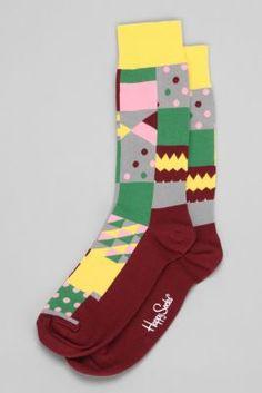 Happy Socks Square Sock