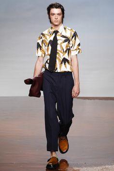 Marni - Spring/Summer 2017 Menswear - Milan (Vogue.co.uk)