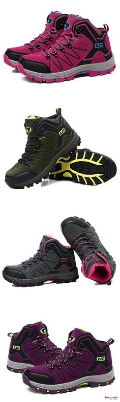 US$41.56+ Free shipping. Women High Top Casual Comforbale Lace Up Outdoor Hiking Shoes.  #shops #style #ideas #womens #shoes #boots #snow #diy #plussize #outfit #ankle #short #guide #winter #cheap #hunter #2017 #fashion #howtowear