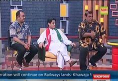 Khabardar with Aftab Iqbal 5 November 2016 _ Express News