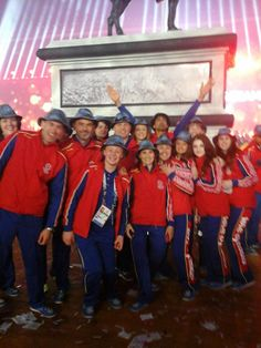 Team IOM at the opening ceremony http://www.tpproperties.co.uk/latest-news_commonwealth-swimming-for-supported-living-homes