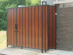 70 Desain Pagar Rumah Minimalis (Kayu dan Besi) | Desainrumahnya.com