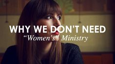 This Open Letter to 'Women's Ministry' Is Deep and Real and Made Me Tear Up–Because Truth