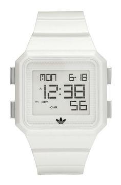 size 40 35ff1 ff9db adidas Originals  Peachtree  Digital Watch, 46mm x 39mm   Nordstrom