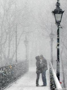 warm love in winter