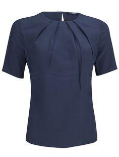 Mariella Top - Cavallaro Napoli FW'15 Collectie #newarrivals #top #zijde #FW15 #Fall #Winter #kleding #dameskleding #CavallaroNapoli #shop #fashion #Italiaansekleding #stijlvol