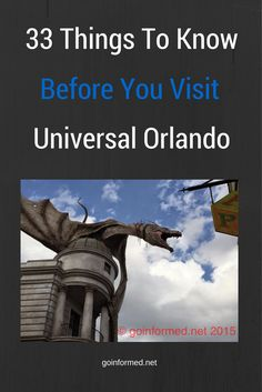 Universal Orlando tips for Universal Studios Florida and Universal Islands of Adventure, including Wizarding World of Harry Potter touring advice. Orlando Florida, Orlando Theme Parks, Orlando Resorts, Orlando Usa, Destin Florida, Universal Orlando, Disney Universal Studios, Universal Studios Florida, Universal Studios Orlando Parking