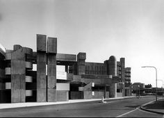 plagiarismisnecessary:  Owen Luder Partnership The Tricorn Centre, Portsmouth (1966)