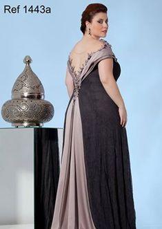 Plus size wedding/bridesmaid's dress