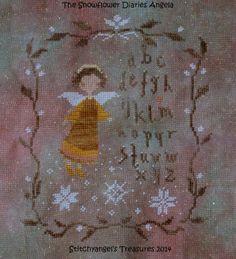 Tesoros de Stitchyangel: febrero Stitch De Resinas & A Wee Giveawy