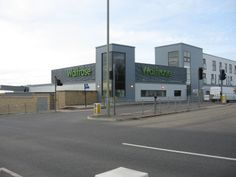Waitrose Signage by Astley Signs