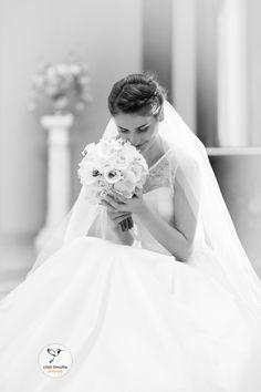 white bride by Cristi Timofte on Bride, Wedding Dresses, Wedding Bride, Bride Dresses, Bridal Gowns, Bridal, Weeding Dresses, Wedding Dressses, Bridal Dresses