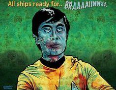 Zombie Sulu
