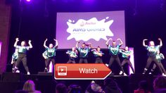 Aims games hip hop 17 Tauranga Intermediate first place