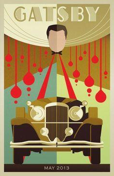 poster - The Great Gatsby (2012) Fan Art (34854803) - Fanpop fanclubs