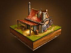 Dribbble - The Forge by Mike | Creative Mints