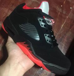 e1f72856a27 Air Jordan 5 Retro V Low Alternate Men And Women Basketball Shoes  AAA,Price:$68