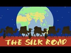 The Silk Road: Connecting the ancient world through trade - Shannon Harris Castelo - YouTube